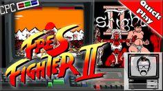 Fres Fighter II TURBO - Amstrad CPC [Quick Play] | Nostalgia Nerd