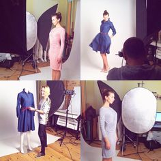 First models from Fall/Winter 2015  collection in #shooting process. #lightness and #happiness behind the scene. Many thanks to Alexey Belokopitov ( alexstudio.lv ) for nice atmosphere in the studio!  #breastfeeding #nursing #clothes #fashionshoot #jerseydress #denimdress #happymom