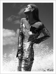 Mathilde Brandi VOGUE Australia June photographed by Greg Kadel : fashion editorial fashion photography Beach Editorial, Editorial Photography, Fashion Photography, Fashion Tag, Fashion Shoot, Editorial Fashion, High Fashion, Greg Kadel, Patrick Demarchelier