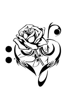 b91ce9b7e Music Tattoo Designs, Music Tattoos, Tatoos, Tattoos For Daughters, Mother  Daughter Tattoos