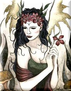 Queen Mab by Jessica Galbreth