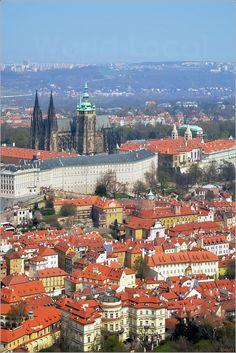 Prague castle. Mala strana