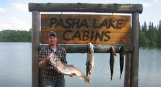 Pasha Lake Cabins has many trout lakes you can drive to by car, boat in, or portage to. Even if you're vacationing at Pasha Lake for the awesome walleye and. Deep Water, Ontario, Lake Trout Fishing, Lake Cabins, Boat, Vacation, Dinghy, Vacations, Boating