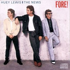 Huey Lewis & the News - Fore! (CD)