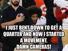 Colin Kaepernick's real reason for protesting