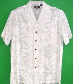 Wedding Aloha Shirts<br>Men's Hawaiian Shirt<br>Matching chest pocket<br>100% Rayon<br>