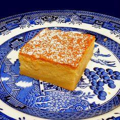 One Perfect Bite: Magic Cake