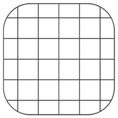 Grid drawing maker. Great tool for artists, particularly beginners, who want to learn to sketch free-hand through practicing with the Grid-Method. Save time drawing grid lines on your reference photos, with this app you can do it within a couple of seconds.