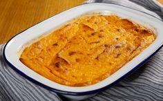 Torta mousse de cenoura