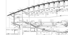 Auditorium Parco della Musica-Renzo Piano – CAD Design | Free CAD Blocks,Drawings,Details