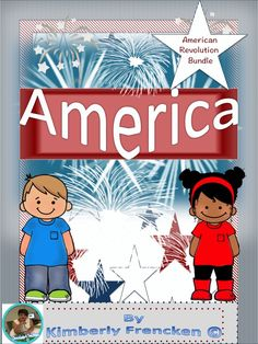 All of my America Reading Resources in one Bundle for a spectacular savings!!