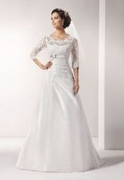 15117 Vintage Romance, One Shoulder Wedding Dress, Studio, Wedding Dresses, Fashion, Tulle, Dress Wedding, Marriage Dress, Gowns