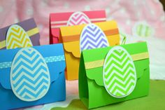 Free Easter Party Favor Patterns