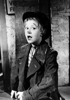 Still of Giulietta Masina in La Strada (1954)