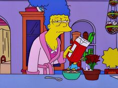 Simpsons Meme, The Simpsons Marge, Simpsons Art, Cartoon Icons, Cartoon Memes, Funny Memes, Cartoon Wallpaper, Reaction Pictures, Funny Pictures