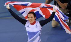 Victoria Pendleton - London 2012 Olympics