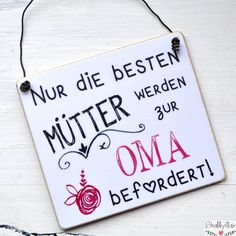 Funny sign with a saying: Only the best mothers are promoted to grandma! Funny sign with a saying: Only the best mothers are promoted to grandma! – Nice gift idea for Chr Funny Wedding Cards, Wedding Quotes, Wedding Humor, Wedding Signs, Sign Quotes, Funny Quotes, Best Mother, Best Christmas Gifts, Funny Signs