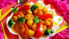 Surinaams eten – Garnaal Masala (garnaal op romige masala saus)