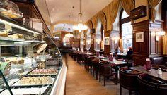 Wiener Kaffeehäuser Café Schwarzenberg