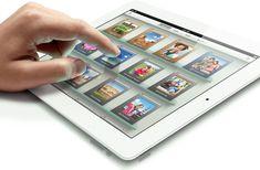 Stock up 600 because of new iPad tomorrow