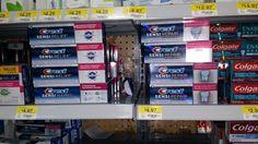 Crest Sensi Toothpaste for $3.72 at Walmart!