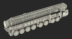 Ballistic Missile, Military Weapons, Air Force, Truck, 3d, Architecture, Military Vehicles, Weapons Guns, Cars Motorcycles