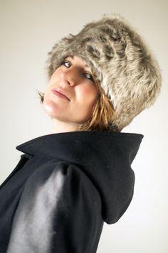 DIY FAUX FUR HAT : CHAPKA | Clones N Clowns by Aimee WoodClones N Clowns by Aimee Wood
