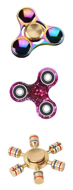 High Speed Metal Fid Spinner Stress Relief Toy