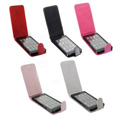 Flip Leather Cellphone Case for Samsung Galaxy S2 I9100 - US$3.63