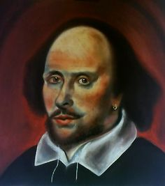 William Shakespeare by Rob