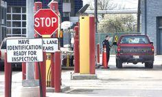 international border crossings | Photo Gallery: International Falls border crossing