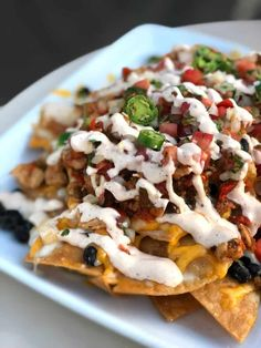 nachos dinner ideas for two