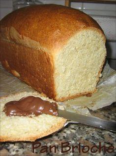 Pan brioches con pasta madre