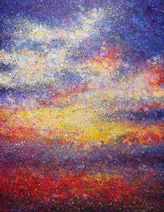 ARTFINDER: London Sunset by Marc Todd -