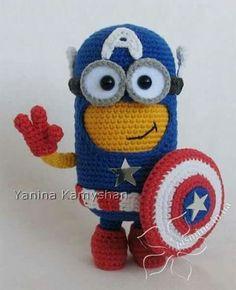 Capitan America!