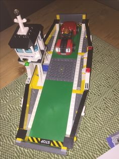 Lego City, Champion, Games, Gaming, Plays, Game, Toys