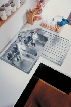 Find This Pin And More On Space Saving Kitchens