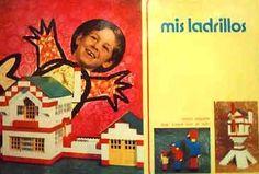 """Cuántas casas soñadas armé con """"mis ladrillos""""...así empecé a querer ser arquitecta!!!"""