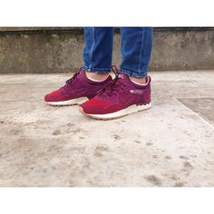 asics dried rose gel lyte v