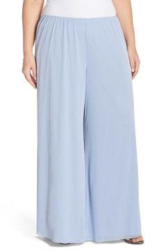 74a16619b1d MICHAEL Michael Kors Plus Size Elastic-Waist Wide-Leg Pants - Pants ...