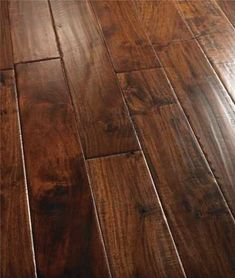 Toasted Almond | Acacia Floors, Floating Hardwood Floor | Bella Cera Floors #Hardwoodfloors