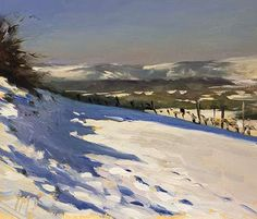 Julian Merrow-Smith Vineyards and Snow