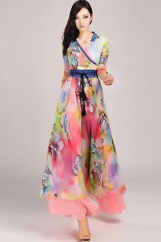 5f1cd308f 16 Best Floral Maxi Dress images