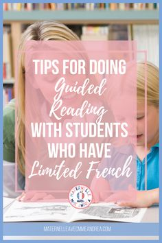 It can be a huge challenge to teach your French immersion students to read if they don't even know how to speak French yet. Check out this blog post for some ideas to help you meet these students at their level!
