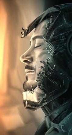 The Fallen Hero II - Iron Man by Nowhereman78