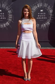 Holland Roden Photos: Arrivals at the MTV Video Music Awards — Part 2
