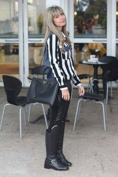 Conheça várias dicas e truques para nunca errar na hora de se vestir com a bota de montaria; inspire-se com os looks das blogueiras.