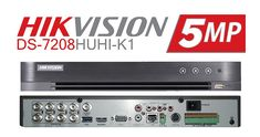 5MP Hikvision DVR Analog Signal, Digital Video Recorder, Security Camera, Learning, Outdoor, Backup Camera, Outdoors, Spy Cam