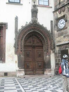 porte de Prague
