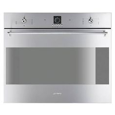 Smeg 27-Inch Classic Design Electric Multifunction Wall Oven